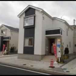 仲介手数料無料対象物件 町田木曽西5丁目 新築戸建E号棟 4LDK 駐車場2台分